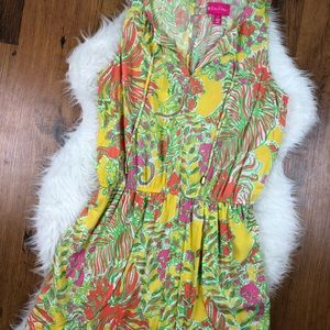 Lilly Pulitzer for Target Romper Shorts